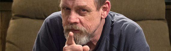 Quand Luke Skywalker retrouve son sabre …