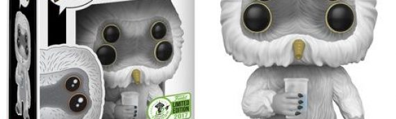 Funko POP – Muftak en exclu à l'Emerald City Comic Con