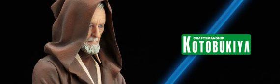 Kotobukiya : Star Wars Obi-Wan Kenobi ARTFX+ Statue