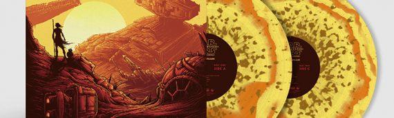 The Force Awakens – Quatre vinyls en édition limitée chez I AM SHARK