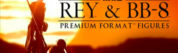 Sideshow Collectibles : Rey & BB-8 Premium Format