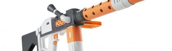 Hasbro – Nerf Glowestrike Stormtrooper Blaster