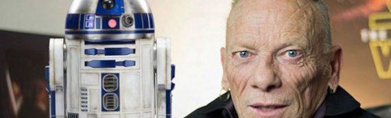 Jimmy Vee – Le nouvel interprète de R2-D2