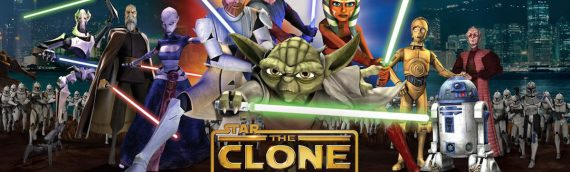 The Clone Wars est de retour sur Netflix