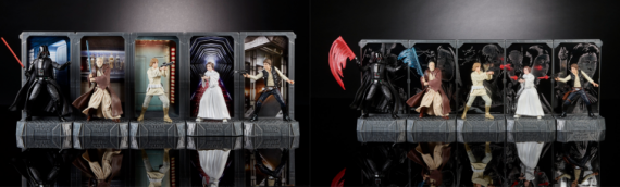 Hasbro – 3.75″ The Black Series Diecast Figures