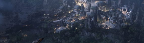 Officiel : le Star Wars Land des parcs Disney ouvrira en 2019