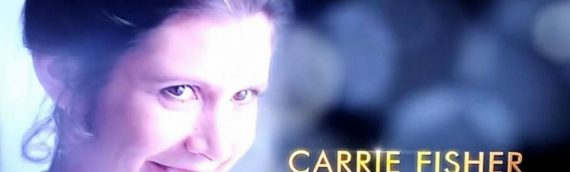 Hommage à Carrie Fisher et Kenny Baker aux Oscars 2017