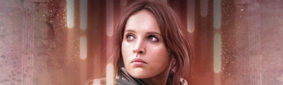 Nouveaux romans avec Rogue One en toile de fond