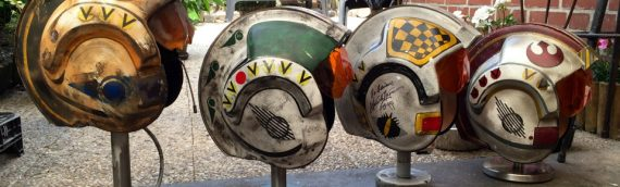 Y&M Props – Des casques rebelles made in France