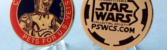 PSWCS : médaillon C-3PO