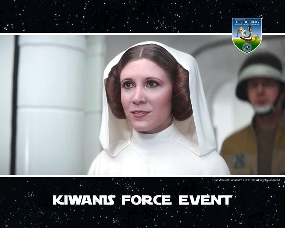 Kiwanis Leia