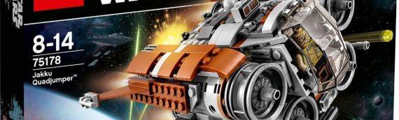 LEGO – Les nouveautés du deuxième trimestre