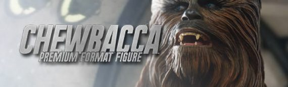 Sideshow Collectibles – Chewbacca Premium Format