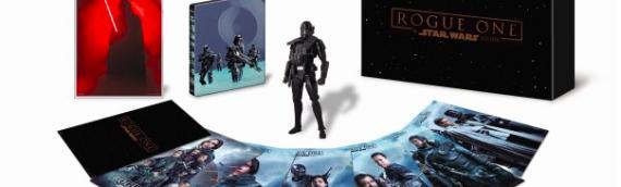 Rogue One en Blu-ray – Version collector au Japon