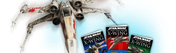 ALTAYA – Maquette du X-Wing de Star Wars Empire Strike Back