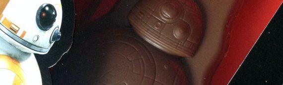 Chocolat au lait Star Wars BB-8