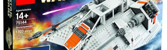 LEGO – Star Wars UCS Snowspeeder arrive le 4 mai