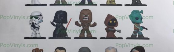 Funko POP – Star Wars Mystery Minis