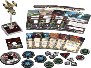 X-Wing Miniatures vague XI Auzituck Gunship Expansion Pack
