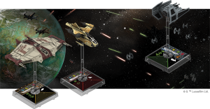 X-Wing Miniatures vague XI