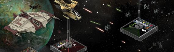 Fantasy Flight Games : X-Wing Miniatures vague XI annoncée