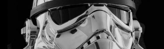 eFX Collectibles – Chrome Stormtrooper Helmet Celebration Exclusive