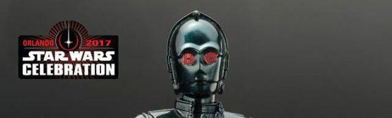 Kotobukiya – Les droïdes exclusifs de Star Wars Celebration
