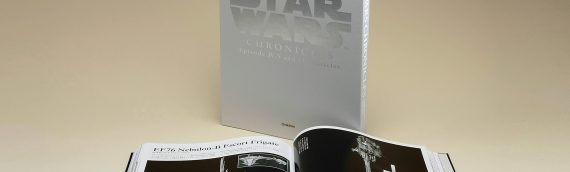 BEAUX LIVRES – Star Wars Chronicles – Vehicles