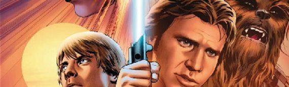 Générations Star Wars & Science-Fiction : Couverture exclusive Star Wars Magazine