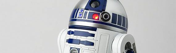 Tamashii Nations : R2-D2 Perfect Model Sixth Scale Figure