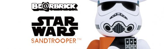 Medicom – Be@rbricks Sandtrooper