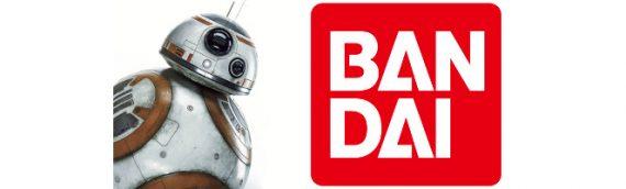 Bandaï : un BB-8 de très grande taille en avril