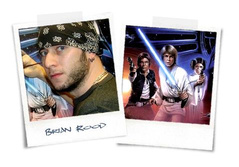 Art of Star Wars brian Rood