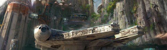 Star Wars Land – De nouveaux concept arts