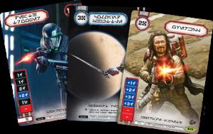 Star Wars Destiny Spirit of the Rebellion.