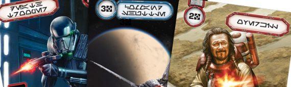 Star Wars Destiny : un évènement pour la sortie de Spirit of the Rebellion