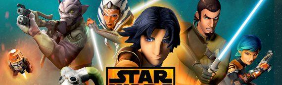 Star Wars Rebels – Le dernier trailer avant le retour de la saison 4