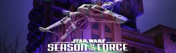 Season of the Force : dans les coulisses de l'attraction