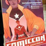 Comiccon de Montréal 2017