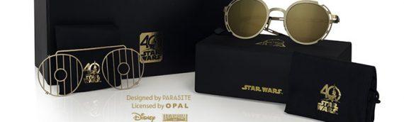 Opal & Parasite : Lunettes solaires Collector C-3PO