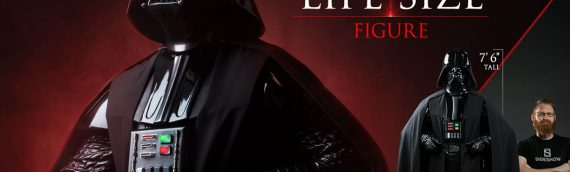 Sideshow Collectibles – Darth Vader Life-Size Unboxing