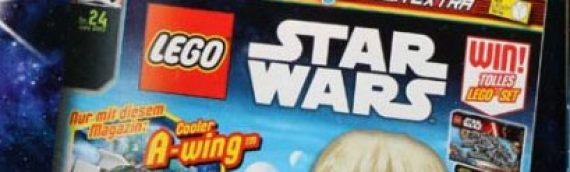 LEGO Star Wars Magazine : Le numéro de juin!