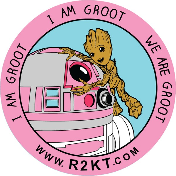 R2-KT Groot patch