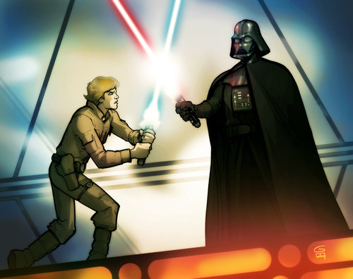 Art of Star Wars Grant Gould Empire Strike Back