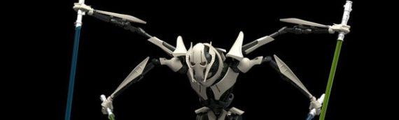Bandaï : Star Wars 1/12 General Grievous Model Kit