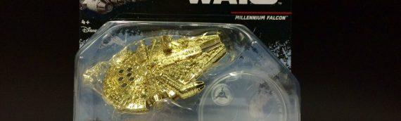 Hotwheels – Les vaisseaux GOLD en exclu chez Toys R Us