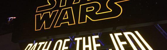 Disneyland Paris – Star Wars Path of the Jedi