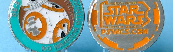 PSWCS : médaillon BB-8