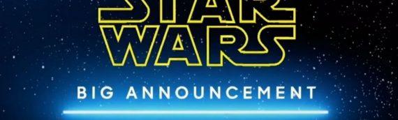Une grosse annonce des demain pour les 40 ans de Star Wars