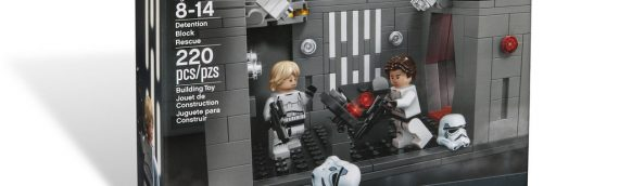 Star Wars Celebration : LEGO Exclusive – Detention Block Rescue